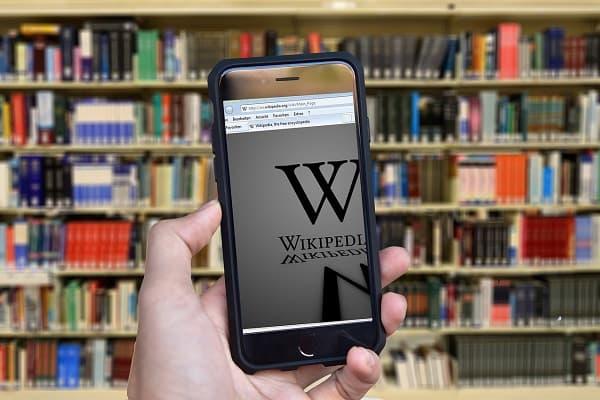 Como citar en wikipedia